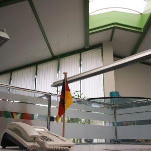 Besucherzentrum, 2019